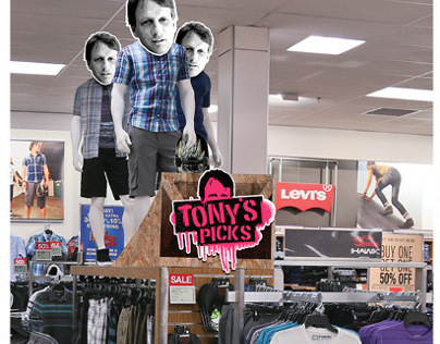 Tonys Picks | Kohls in store experience