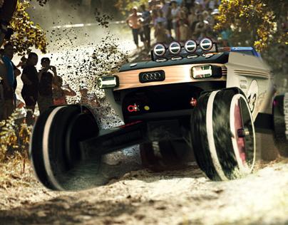 Audi Nautilus
