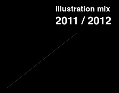Illustration Mix 2011 / 2012