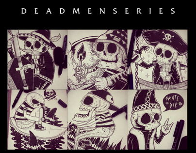DEADMEN (July 2013)