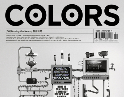 COLORS 86: Making the News