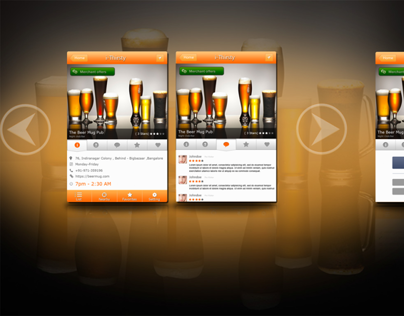 IPhone App for finding Pub/ Bar near you
