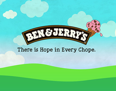 Integrated Campaign: Ben & Jerrys Chope4Hope