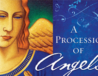 ANTHOLOGY COVER: A Procession of Angels