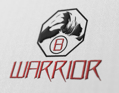 B - Warrior Martial Arts Academy | Logo Design +
