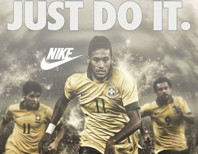 Just Do It (Brazil) .. Nike