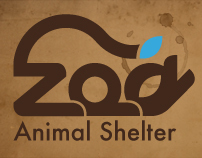 Zoa Animal Shelter Corporate ID