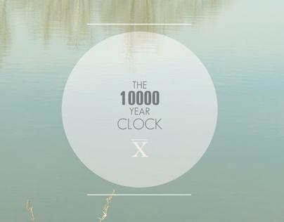 10000 Year Clock