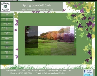 Spring Lake Website