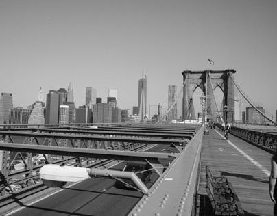 New York City: Brooklyn Bridge