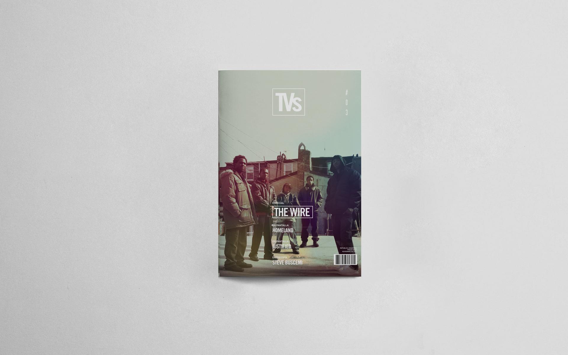 TVs - Revista