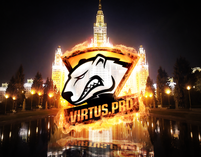 Some wallpapers for Virtus.pro