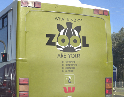 WHAT KIND OF ZOOL ARE YOU? - Adelaide Zoo Ad Campaign