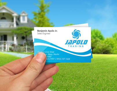 Japolo Business Card