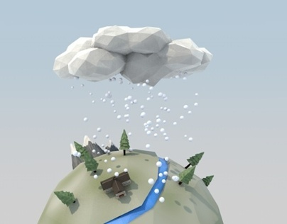 Low Poly Weather
