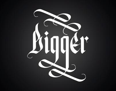 Bigger Calligraphy
