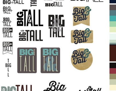 Big & Tall | Kohls department rebrand