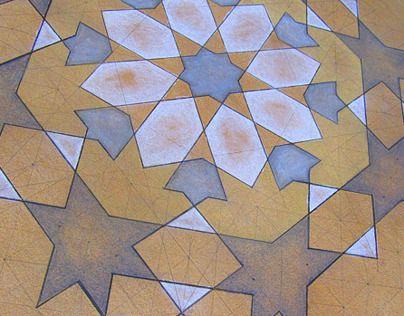 Traditional Geometry Series ➔ ISLAMIC ART