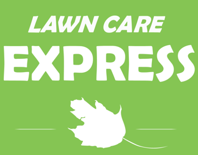 Lawn Care Express Rebrand