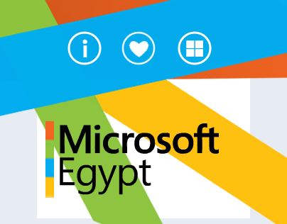 Microsoft Egypt FB Covers