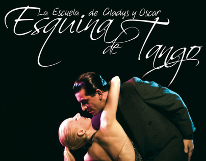Esquina de Tango - Roll-Up and Poster