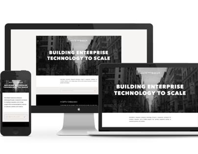 Work-Bench Brochure Site