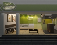Daily Chicken - Retail Outlet