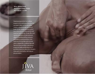 Rebirth - Jiva Spa, Bekal