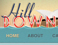 Hill Down Under – Blog Mockups