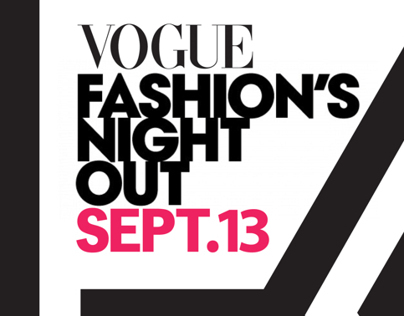Vogue Fashions Night Out