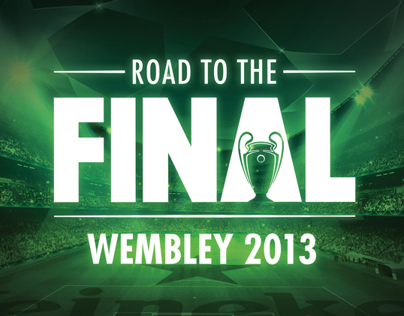 Heineken - Wembley Final 2013