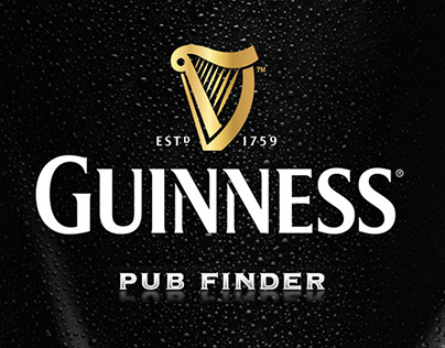 Guinness Pub Finder