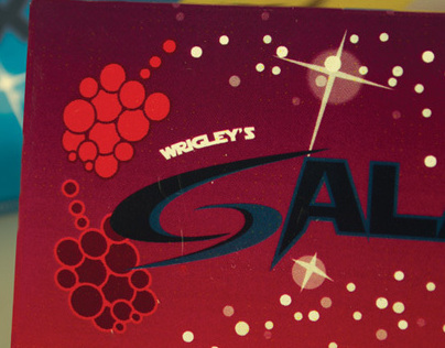 Galaxy: Gum Packaging Design
