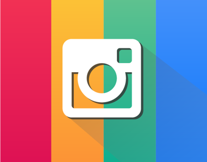 Instagram Re-design