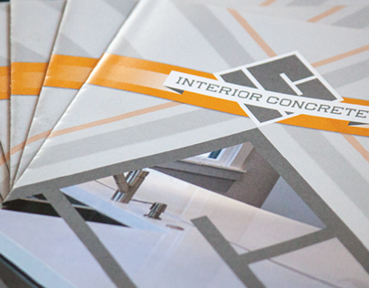 Interior Concrete Re-Brand