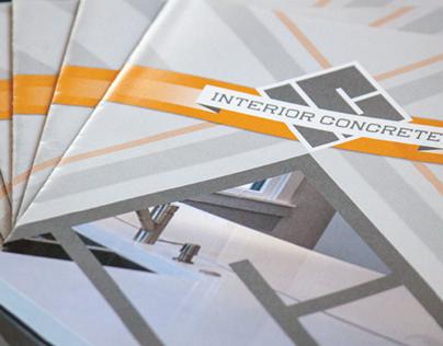 Interior Concrete Re-Brand
