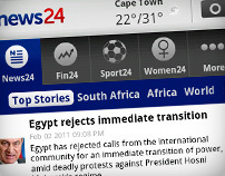 News24 Android App