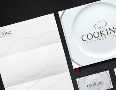 Identidade Visual - Cooking Buffet