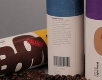 Boom Coffee Packaging