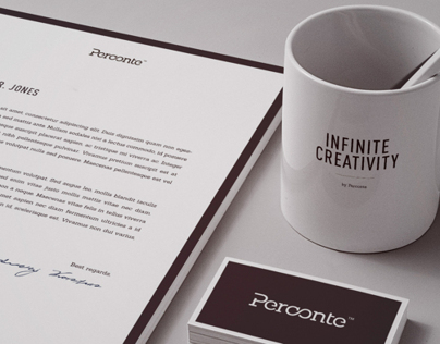 PERCONTE - Stationery