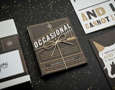 W|W Occasional Cards