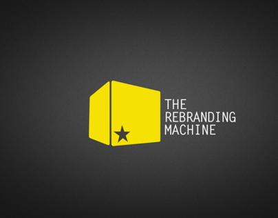 THE REBRANDING MACHINE
