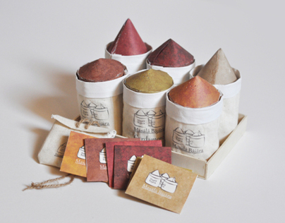 Masālā Bājāras Spices Package