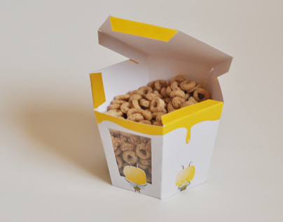 Honey Cheerios Package