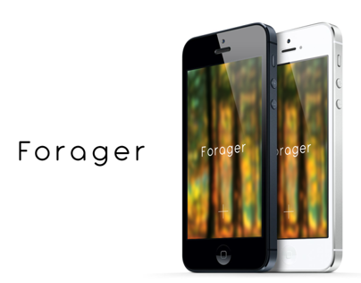 Forager -  iPhone App