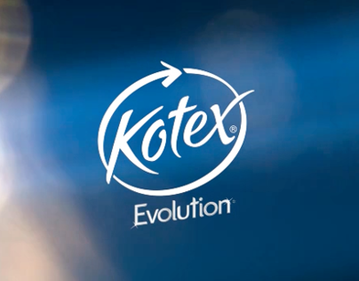 Sofia Miron - Kotex Evolution