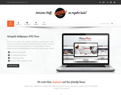 We are Online! - www.pixel-industry.com