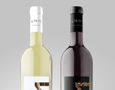 6.19.11 Wine Bottle Labeling