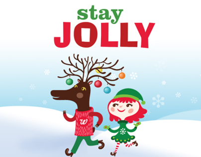 Walgreens.com 2010 Holiday campaign