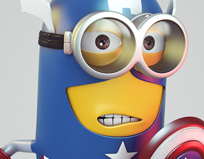 Captain Minion